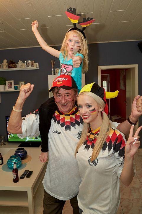 Richard- Lugner- Cathy- Schmitz-14-07-13-dpa - Bildquelle: dpa
