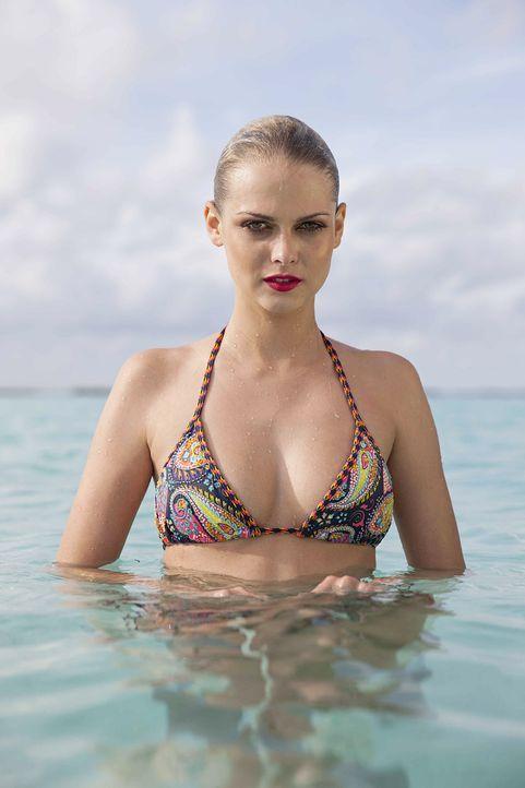 GNTM-Stf10-Epi13-Bikini-Shooting-Malediven-117-Darya-ProSieben-Boris-Breuer - Bildquelle: ProSieben/Boris Breuer