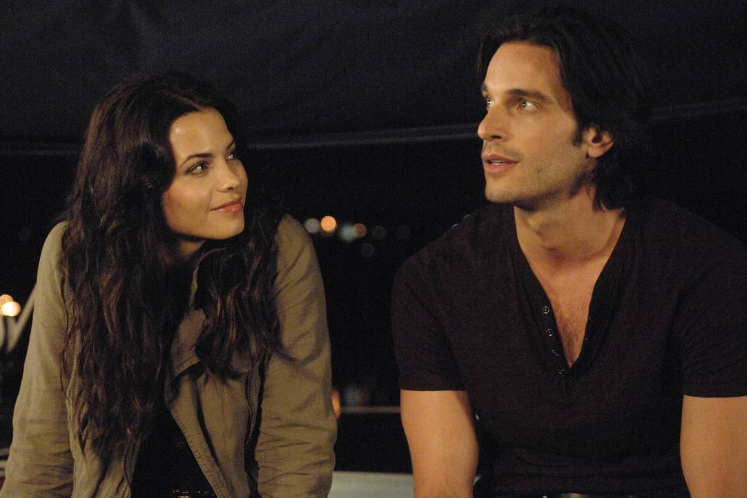 Auch wenn sie das nicht will, fühlt sich Freya (Jenna Dewan-Tatum, l.) magisch von Killian (Daniel DiTomasso, r.) angezogen ... - Bildquelle: 2013 Twentieth Century Fox Film Corporation. All rights reserved.