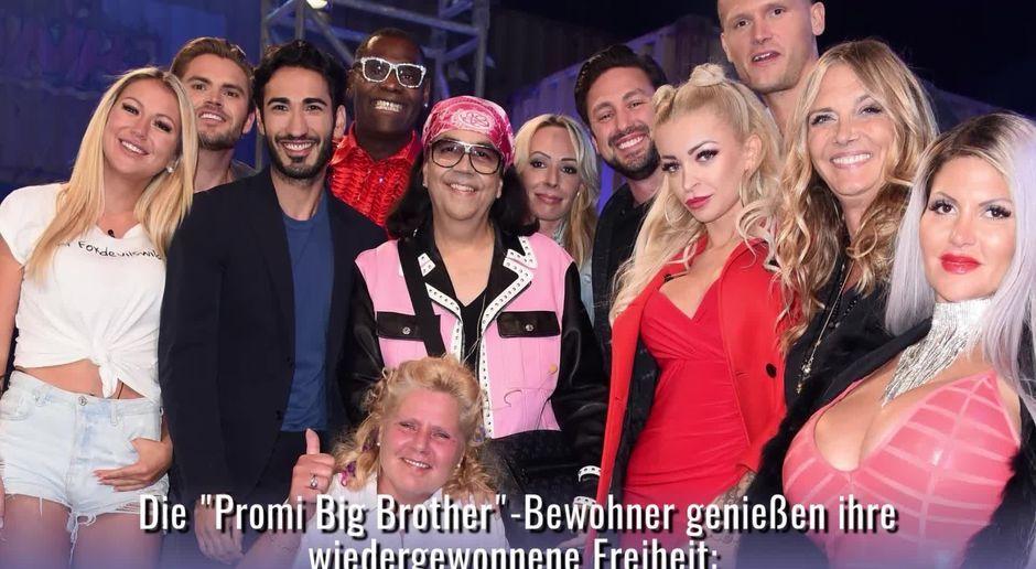 Promi Big Brother Late Night Live Video Tag 5 Evelyn Burdecki
