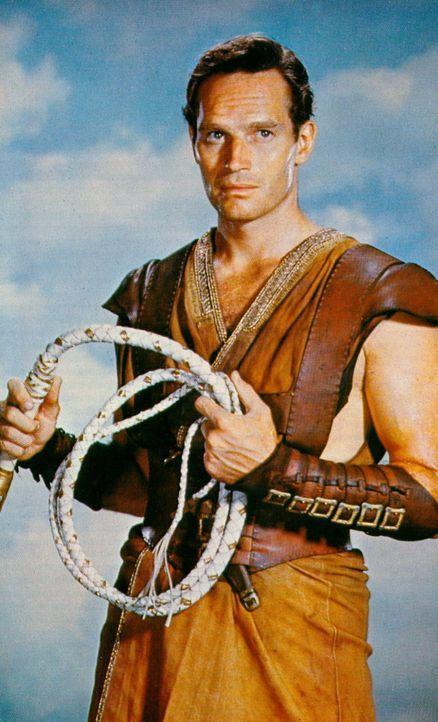 Ben Hur (Charlton Heston) steht kurz vor dem letzten Rennen gegen seinen Todfeind Messala ... - Bildquelle: Metro-Goldwyn-Mayer (MGM)