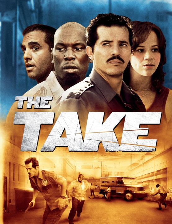 THE TAKE - RACHE IST DAS EINZIGE, WAS ZÄHLT - Plakatmotiv - Bildquelle: 2008 Boyle Heights, LLC. All Rights Reserved.