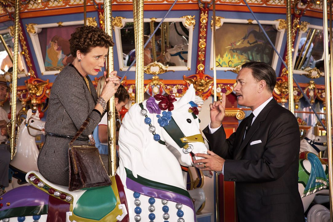Saving-Mr-Banks-Szenenbilder-06-Walt-Disney - Bildquelle: ©Disney Enterprises, Inc.  All Rights Reserved.