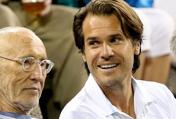 Lucas Pouille holt sich Tommy Haas als Berater ins Team
