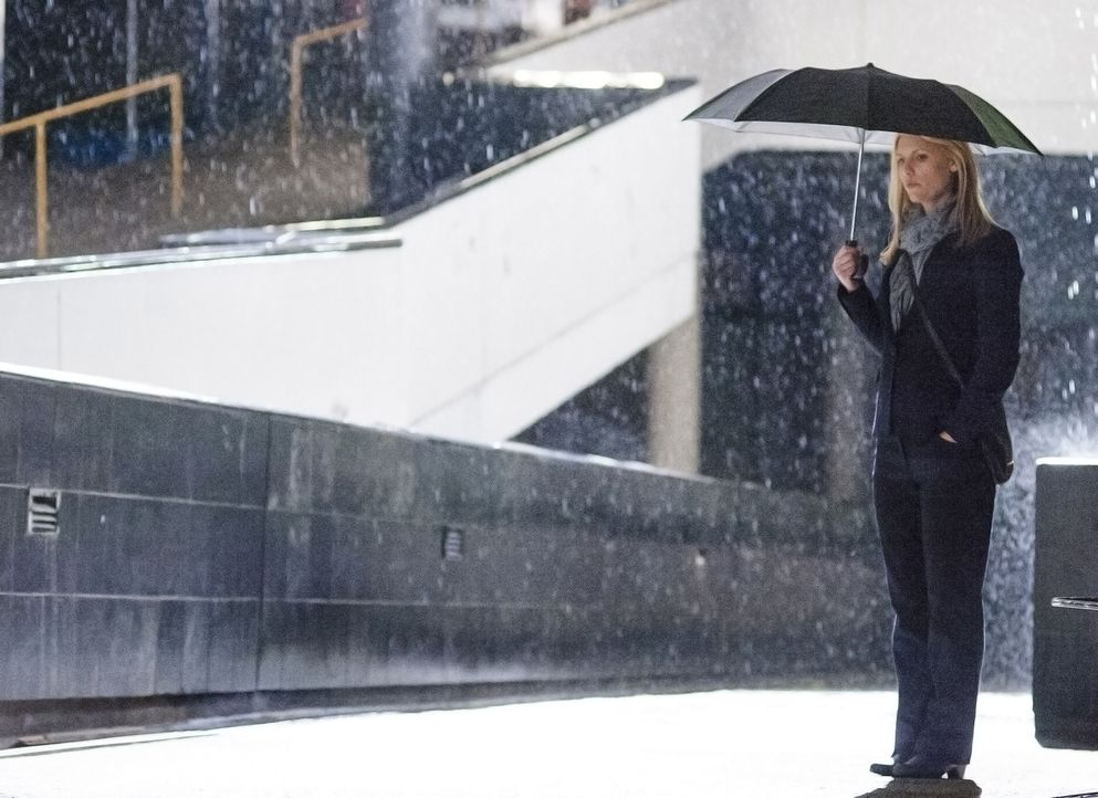 Wird sie Saul das Leben retten können? Carrie (Claire Danes) ... - Bildquelle: Homeland   2014 Twentieth Century Fox Film Corporation