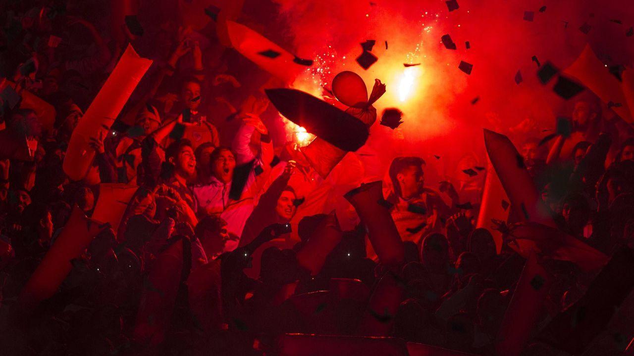 Gewalt ist an der Tagesordnung - Bildquelle: Imago