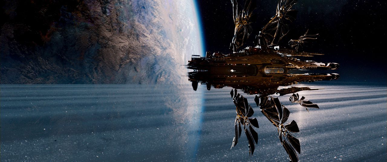Jupiter-Ascending-15-Warner-Bros-Entertainment-Inc - Bildquelle: 2014 Warner Bros. Entertainment Inc