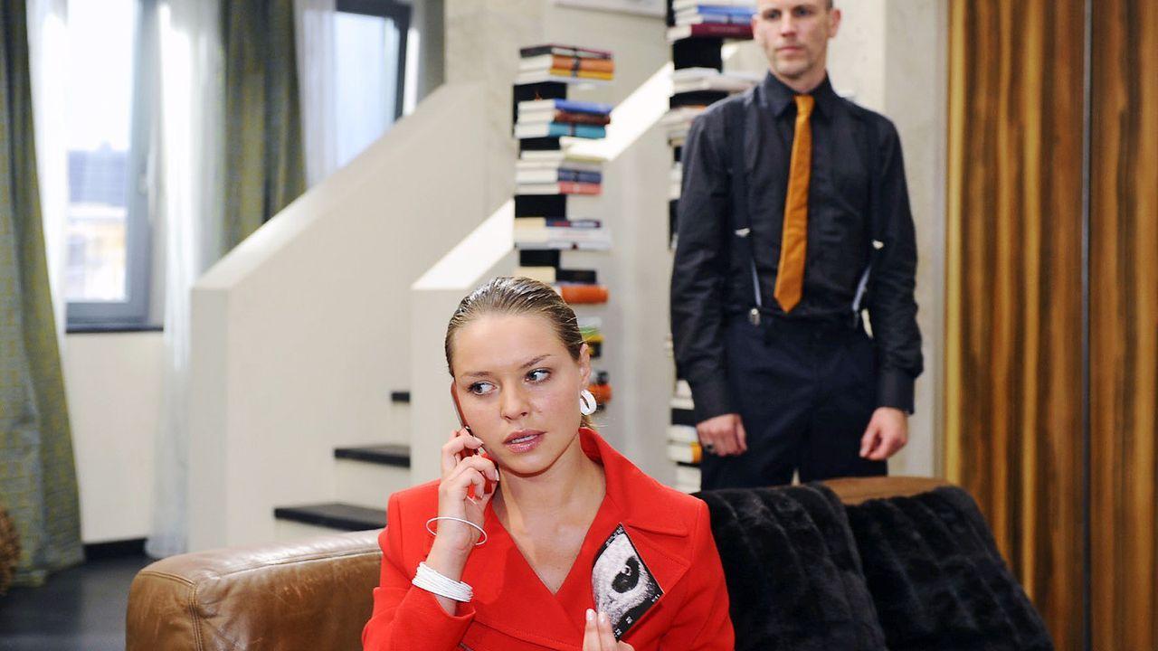 anna-und-die-liebe-Folge-219-05-SAT1-Oliver-Ziebe - Bildquelle: Sat.1/Oliver Ziebe