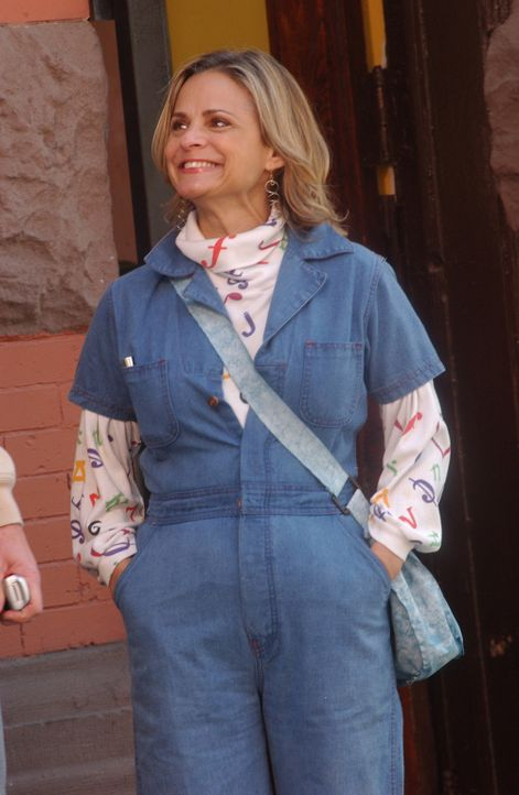 Hat einen an der Klatsche: Beth (Amy Sedaris) ... - Bildquelle: 2007 Sony Pictures Television Inc. All Rights Reserved