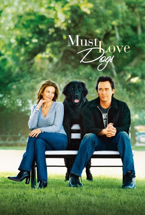 Must love Dogs - Artwork - Bildquelle: Warner Brothers