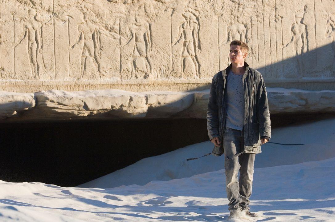 """War immer überzeugt, ein ganz normaler Junge zu sein. Doch eines Tages entdeckt der 15-jährige David (Hayden Christensen) zufällig, dass er ein """"Jum... - Bildquelle: 2007 Epsilon Motion Pictures GmbH"""