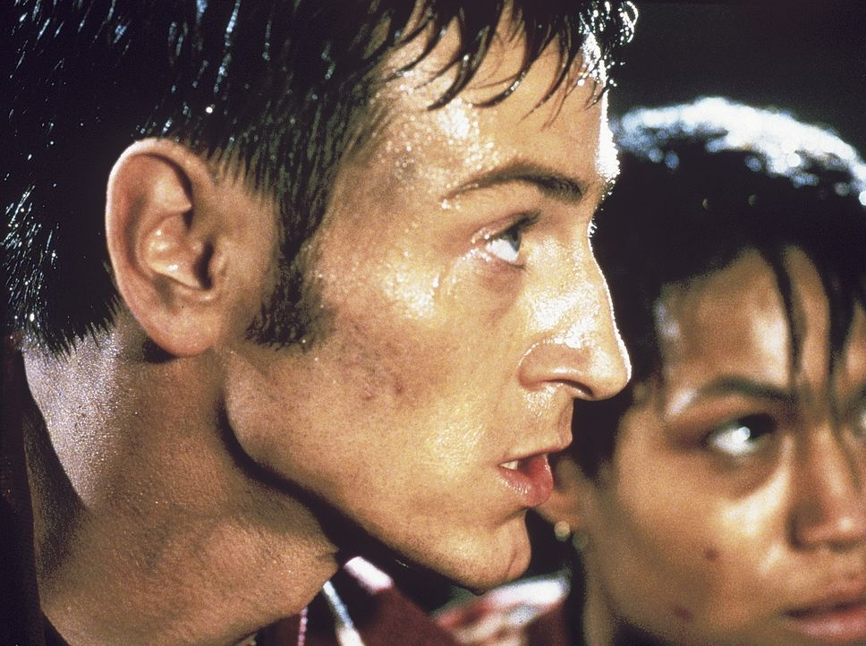 Eines Tages gerät Gauner Santino (Benoit Magimel) mitten zwischen die Fronten echt böser Jungens ... - Bildquelle: Lions Gate Films Inc.