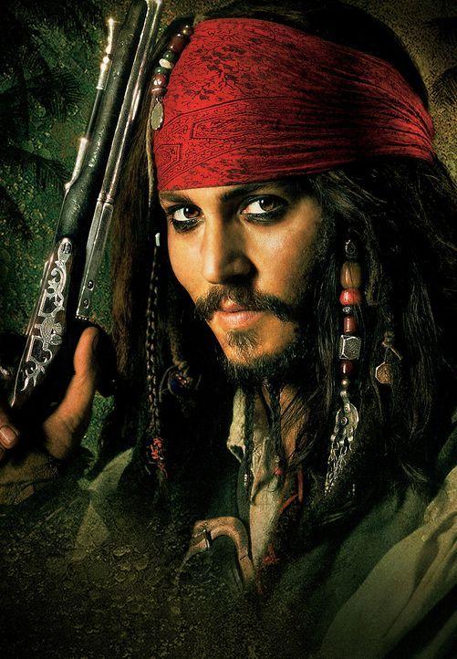 Gerade erst ist Captain Jack Sparrow (Johnny Depp) dem Fluch der Black Pearl entkommen, da gerät er auch schon in das nächste lebensbedrohliche Ab... - Bildquelle: Disney Enterprises, Inc.  All rights reserved