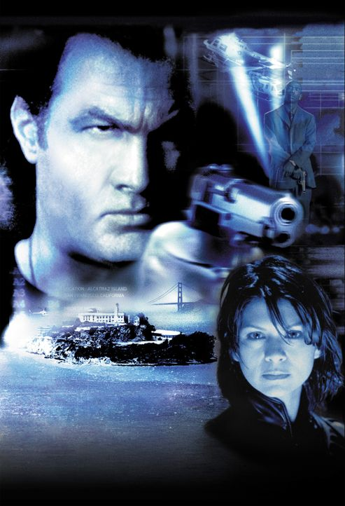 Halb tot mit Steven Seagal (l.) und Nia Peeples (r.) - Bildquelle: 2003 Sony Pictures Television International. All Rights Reserved.