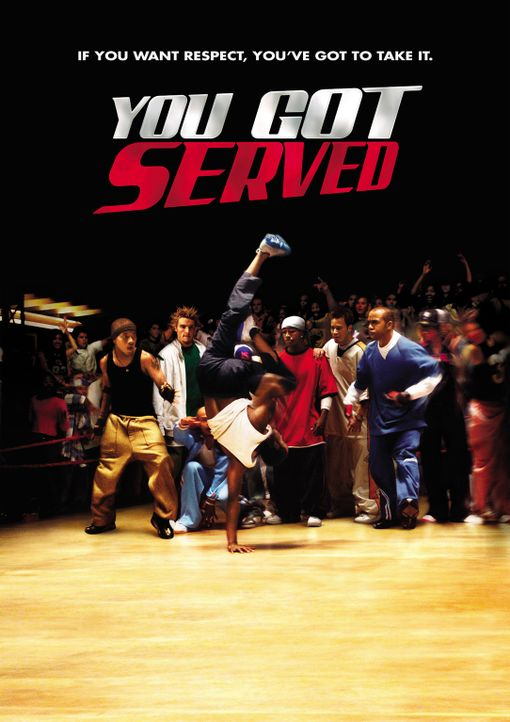 Street Style - Plakatmotiv - Bildquelle: 2004 Screen Gems, Inc. All Rights Reserved.