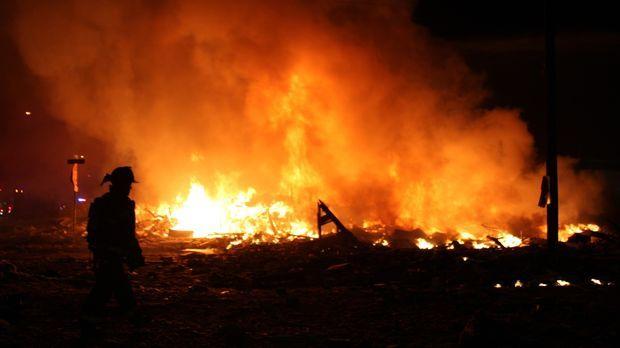 Was führte zu der fatalen Explosion in San Bruno (Kalifornien) bei dem acht A...