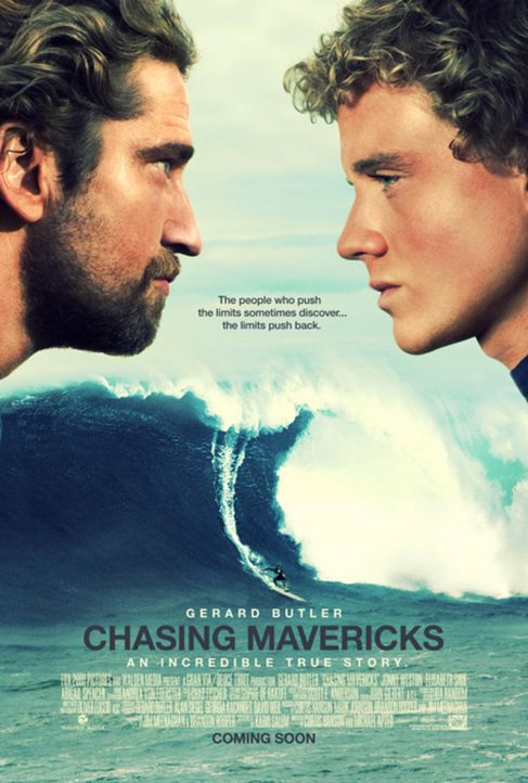 MAVERICKS - LEBE DEINEN TRAUM - Bildquelle: 2011 Twentieth Century Fox Film Corporation and Walden Media, LLC. All Rights Reserved.