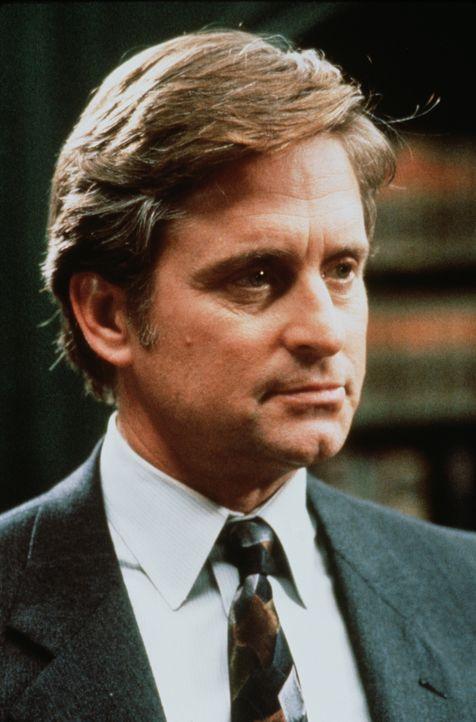 Oliver Rose (Michael Douglas) kann nicht verstehen, warum seine Frau die Scheidung will. - Bildquelle: 20th Century Fox Film Corporation