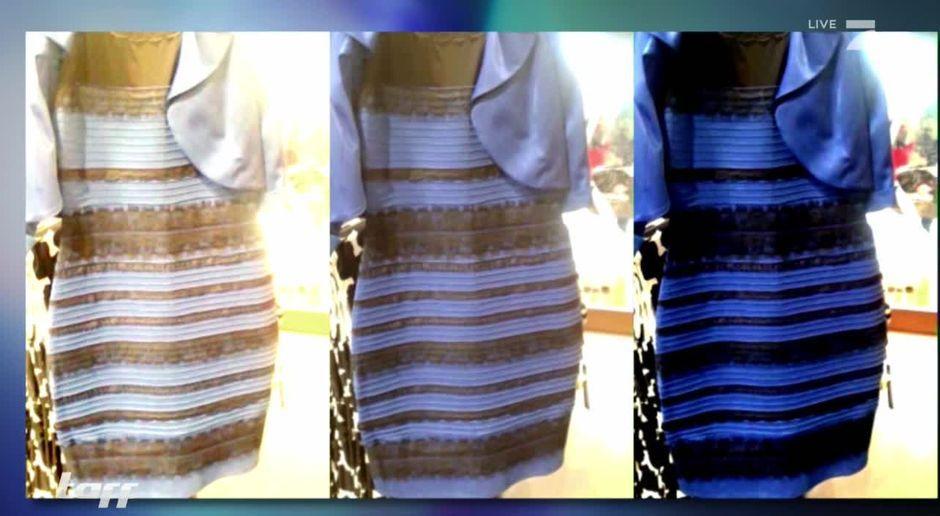 Taff Video Dieses Kleid Spaltet Die Internet Gemeinschaft