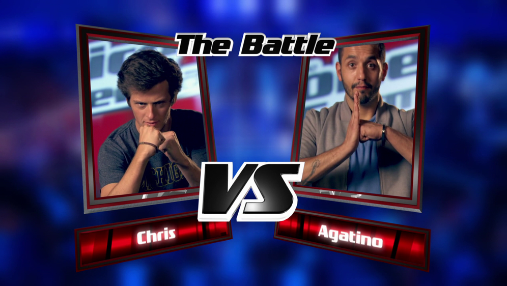 Chris vs. Agatino