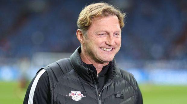 Ralph-Hasenhüttl-RB-Leipzig