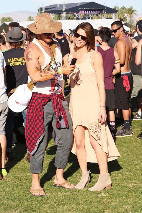 Coachella-Festival-Ashley-Greene-14-04-12-WENN-com - Bildquelle: WENN.com
