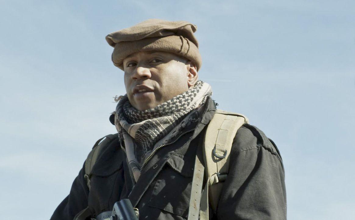 Auf einem seiner schwersten Einsätze - in Afghanistan: Sam (LL Cool J) ... - Bildquelle: CBS Studios Inc. All Rights Reserved.