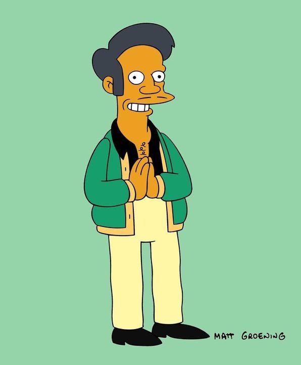 (15. & 16. Staffel) - Inhaber des Kwik-E-Mart: Apu Nahasapeemapetilon ... - Bildquelle: und TM Twentieth Century Fox Film Corporation - Alle Rechte vorbehalten