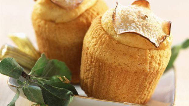 Apfelküchlein für den kleinen und großen Hunger