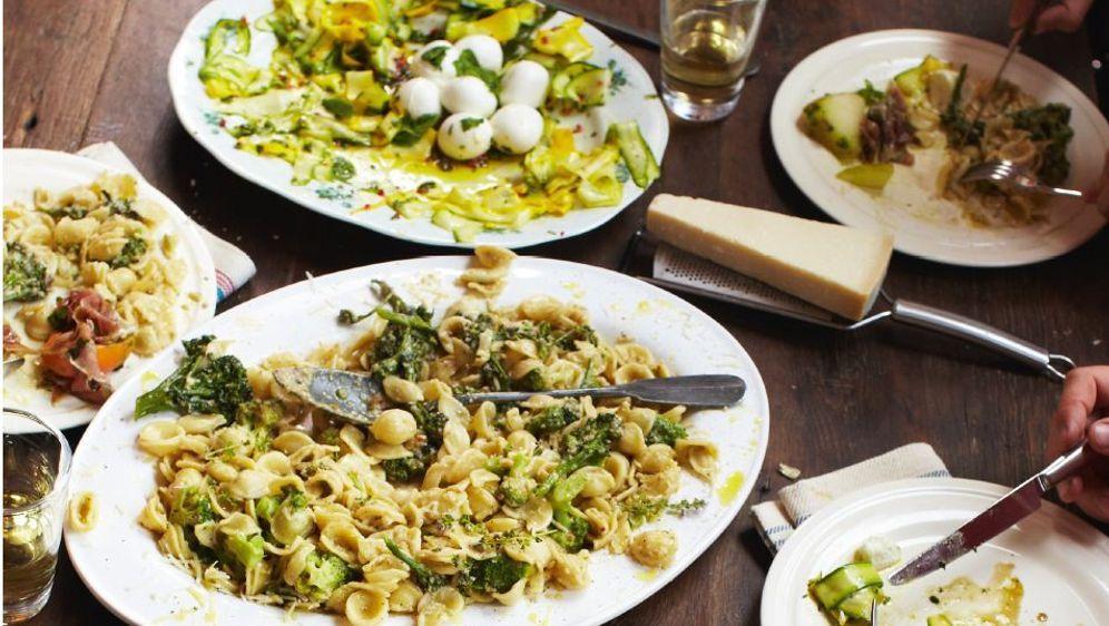Orecchiette Mit Brokkoli Pasta Rezept Von Jamie Oliver
