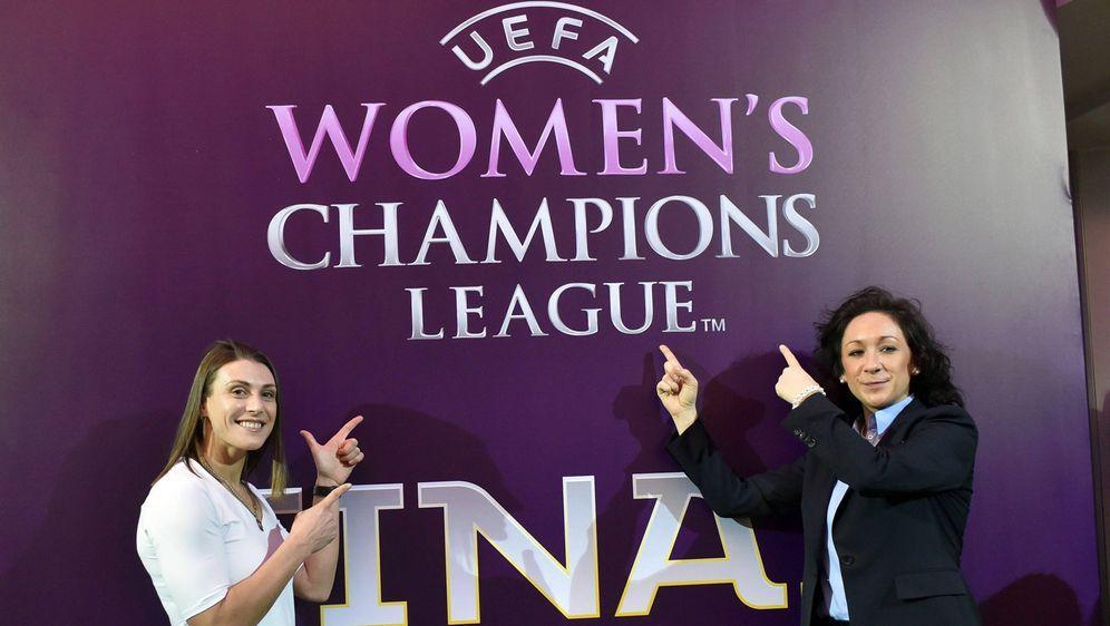 Visa ist der erste UEFA-Sponsor für Frauenfußball - Bildquelle: imago