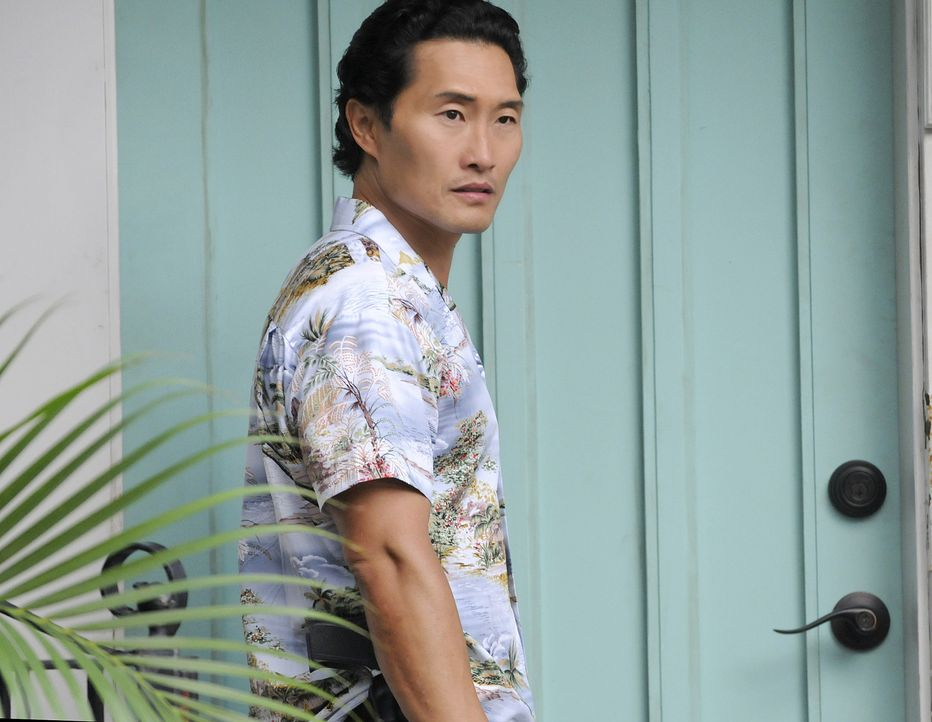 Macht sich Sorgen um Kono: Chin (Daniel Dae Kim) ... - Bildquelle: TM &   CBS Studios Inc. All Rights Reserved.