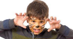 Faschingskostüme_2015_11_06_Tiger schminken_Bild 2_fotolia_luiscarceller
