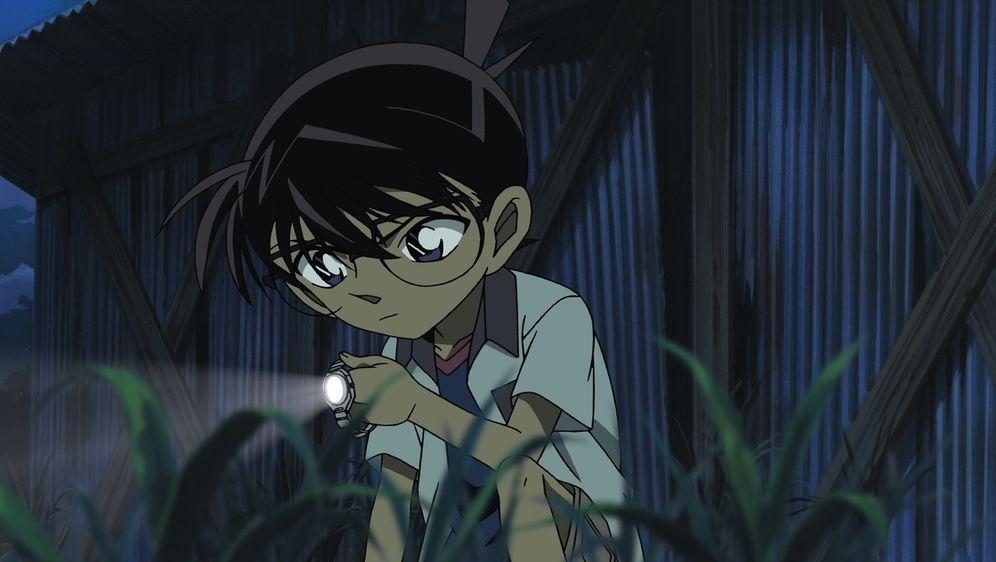 Detektiv Conan: Die azurblaue Flagge - Bildquelle: 2003 GOSHO AOYAMA / SHOGAKUKAN-YTV-NTV-ShoPro-TOHO-TMS All Rights Reserved.