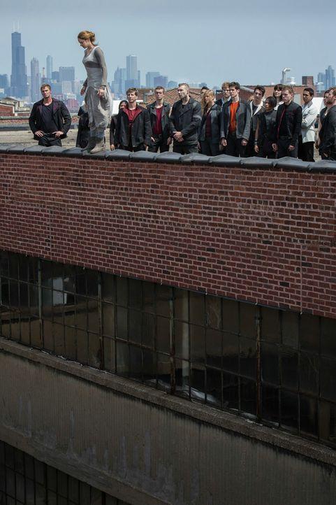 Divergent - Die Bestimmung - Szenebild 2 - Bildquelle: Concorde Filmverleih