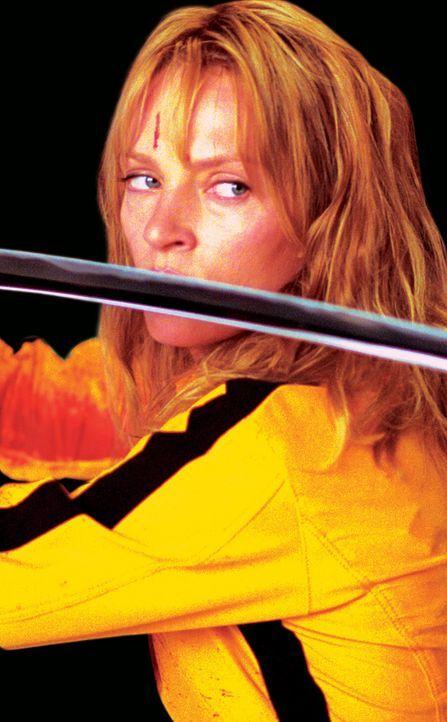 """Fünf Jahre lang liegt die Blondine die man nur """"die Braut"""" nennt (Uma Thurman) im Koma. Als sie wie durch ein Wunder erwacht hat sie nur ein Ziel:... - Bildquelle: Miramax Films/Dimension Films. All Rights Reserved."""
