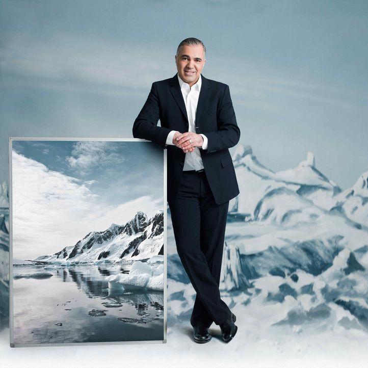 """""""Galileo Big Pictures"""" wird von Aiman Abdallah präsentiert. - Bildquelle: Arne Weychardt ProSieben"""