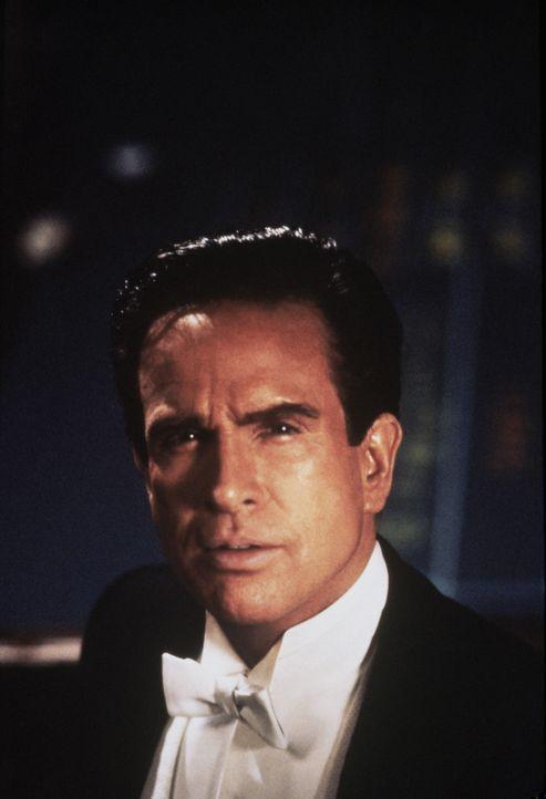 """Eines kann Gangsterboss Benjamin Siegel (Warren Beatty) gar nicht leiden: Wenn man ihn """"Bugsy"""" nennt. Aber so nennt ihn die halbe Unterwelt von L.A.... - Bildquelle: CPT Holdings, Inc. All Rights Reserved."""