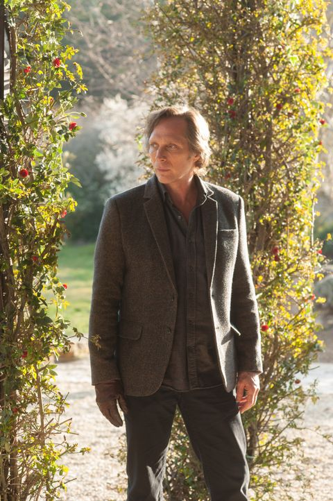 Verfolgt eine erfolgversprechende Spur, die allerdings in eine Tragödie führt: Hickman (William Fichtner) ... - Bildquelle: Francois Lefebvre Tandem Productions GmbH. TF1 Production SAS. All rights reserved