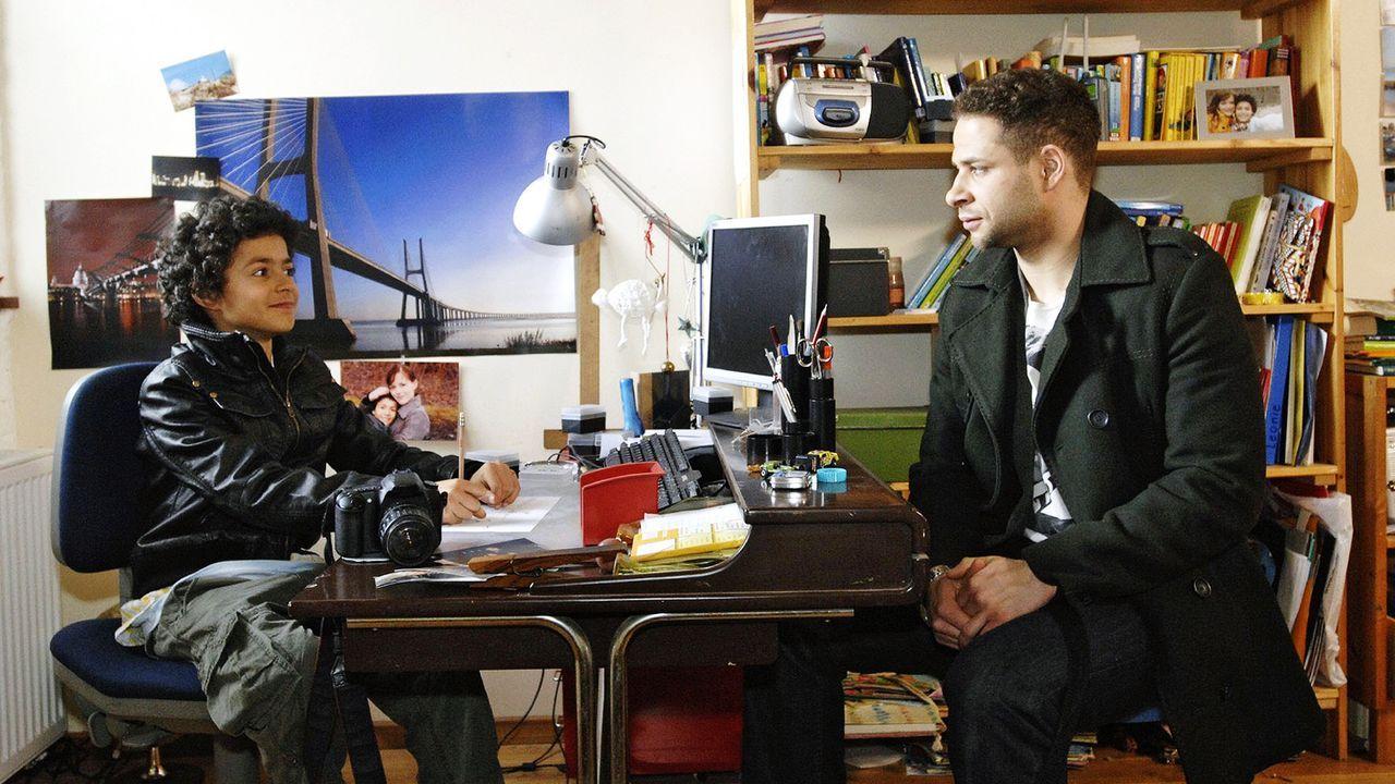 anna-und-die-liebe-Folge-177-03-SAT1-Oliver-Ziebe - Bildquelle: Sat.1/Oliver Ziebe