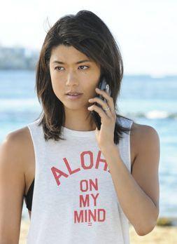 Hawaii Five-0 - Steht einer ehemaligen Konkurrentin im Surfen zur Seite: Kono...