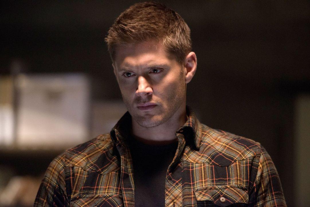 Dean (Jensen Ackles) will um jeden Preis das Kainsmal loswerden, unterdessen versucht Castiel verzweifelt, eine Beziehung zu Claire aufzubauen ... - Bildquelle: 2016 Warner Brothers