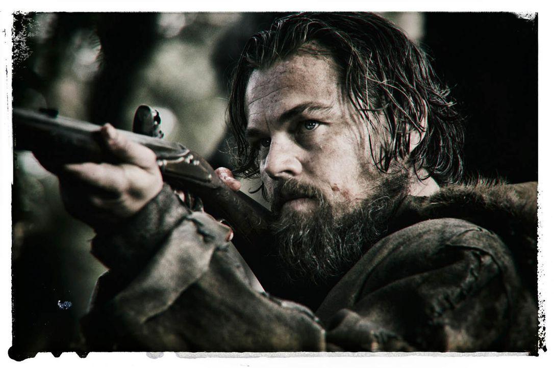 Leonardo-DiCaprio-The-Revenant-2015Twentieth-Century-Fox - Bildquelle: 2015 Twentieth Century Fox