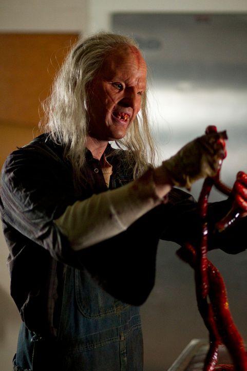 Skrupellos und hungrig: Three-Finger (Sean Skene) ... - Bildquelle: Constantin Film