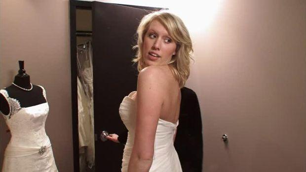Staffel 1, Folge 1: Virgin Brides wear Sleeves