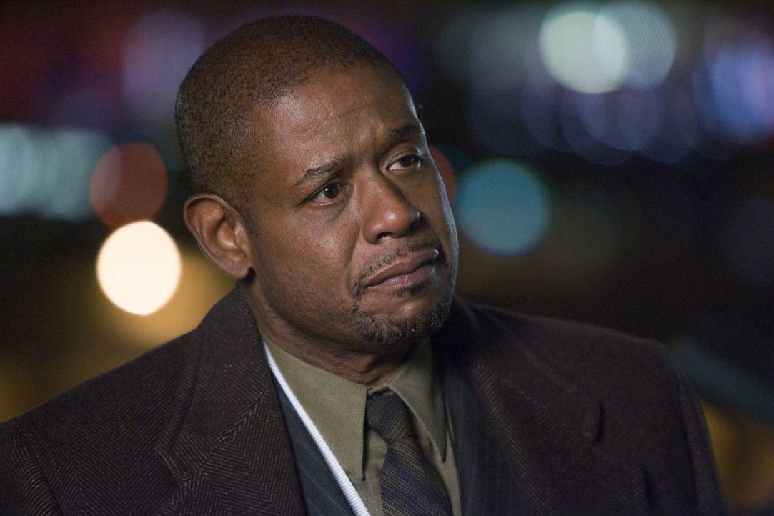 Möchte mit Luka sprechen: Curtis Ames (Forest Whitaker) ... - Bildquelle: Warner Bros. Television