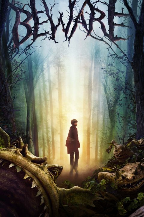 Der junge Jared (Freddie Highmore) findet sich plötzlich in einer Welt voller Feen, Kobolde und Wichte wieder ... - Bildquelle: Paramount Pictures