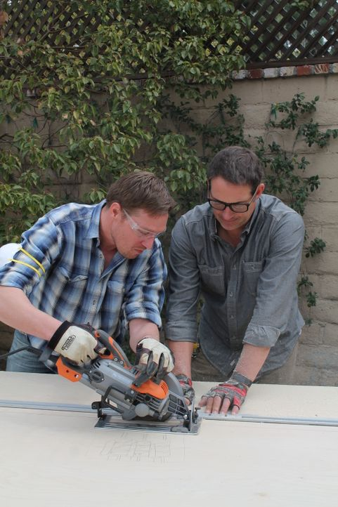 Josh Temple (r.) - Bildquelle: 2016,DIY Network/Scripps Networks, LLC. All Rights Reserved