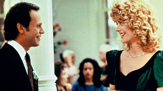Sally (Meg Ryan, r.) glaubt nicht an eine Freundschaft zwischen Männern und F...
