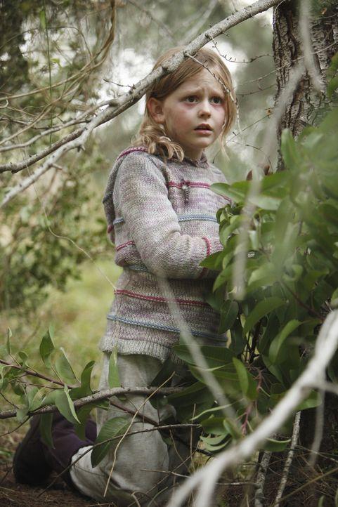 Ein achtjähriger Junge und seine kleine Schwester werden entführt, als sie nachts mit ihren Eltern im Wald zelten - Ana (Emily Alyn Lind) kann aller... - Bildquelle: ABC Studios